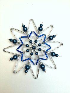 Drobnosti - Vánočná hviezda - 6078382_