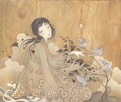 Andrea Guim Blog: Amy Sol - Ilustração