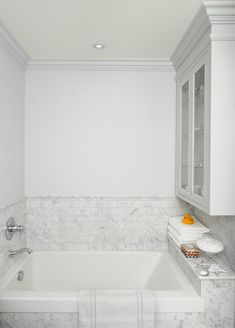 Emily Hollis Interior Design - bathrooms - drop in tub, great bath setup for main floor bath
