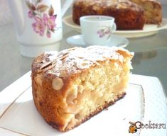 Devonshire Apple Pie - My Hobbies Russian Recipes, Apple Pie, Tart, French Toast, Muffins, Recipies, Food And Drink, Cooking Recipes, Baking
