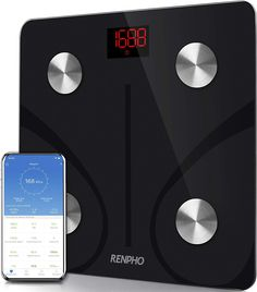 #Body #Fat #Scale #Smart #BMI #Scale #Digital #Bathroom #Wireless #Weight #Scale, #Body #Composition #Analyzer App Store, Google Play, Bluetooth Scale, Fitbit App, Bmi, Best Scale, Smart Scale, Apple Health, Skeletal Muscle