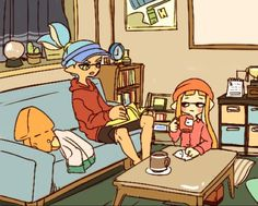 splatoon by myon08myon on twitter