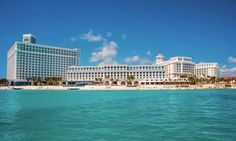 Groupon - ✈ 3, 4, 5, 6, or 7-Night All-inclusive Hotel Riu Cancún Stay with Nonstop Air from Vacation Express in Mexico. Groupon deal price: $649