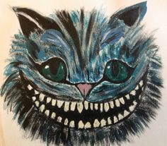 Alice In Wonderland inspired, Cheshire Cat