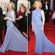 Vestido de festa como inspiração para mãe de noiva | Cate Blanchett
