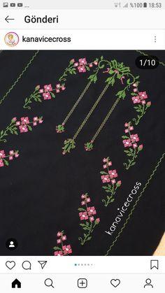 Image may contain: jewelry Cross Stitch Art, Cross Stitch Patterns, Arabic Calligraphy Tattoo, Viking Tattoo Design, Sunflower Tattoo Design, Prayer Rug, Diy Tattoo, Homemade Beauty Products, Baby Knitting Patterns