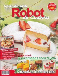 TeleCulinária Robot de Cozinha Nº 63 - Abril 2013