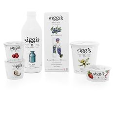 siggi's Icelandic yogurt - Recipes