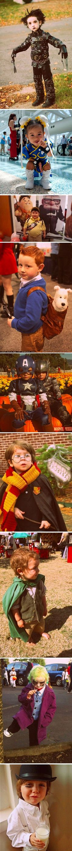 Parenting, you are doing it very right.