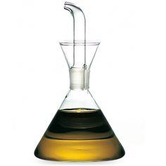 RAFAEL MARQUINA. Aceitera Marquina, 1961. Modern Retro, Wine Decanter, Modern Furniture, Barware, Glass Art, Modern Design, Shapes, Kitchen Sink, Product Design