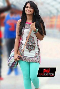 Anushka Shetty In Mirchi