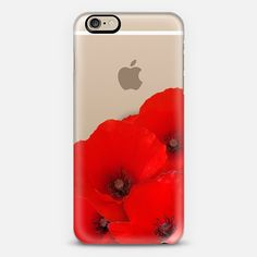 Poppies #2 - Classic Snap Case