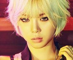 Korean Girl Group from member's of Producer 101 Bulldok @blackswanballet