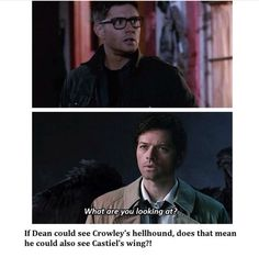 I love this idea and jensen in glasses
