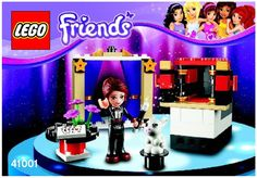 lego friends 3933 instructions