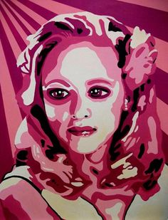 Artsonia Art Museum :: Shepard Fairey style portraits