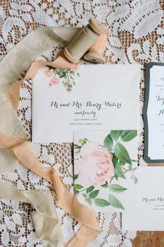 Garden Wedding Invitation Ideas woodland rustic frame wedding invitation by weddingpaperiecom Secret Garden Wedding Invitations Httpwwwstylemeprettycomvirginia
