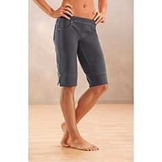 Just as amazing as the Bettona pants from Athleta....these shorts are amazing and SO universal!!