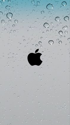 Apple Icon Logo as wallpaper for your iPhone!