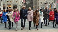 Watch the TODAY team 'Rise to Shine' in our very own Super Bowl ad