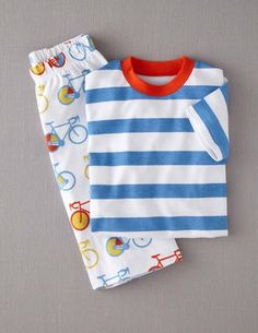 Boden bicycle PJs