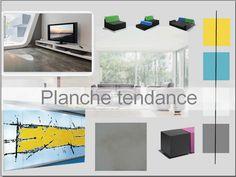 Planche Tendance esprit design
