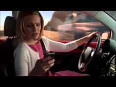 Reading a text message behind the wheel can take your eyes off the road for an average of five seconds - enough time to drive the length of a football field....
