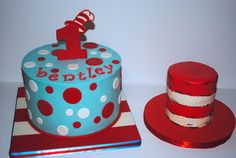 Dr. Seuss 1St Birthday on Cake Central