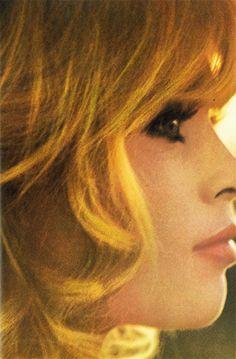 Brigitte Bardot photographed by Brian Duffy for Vogue UK, June 1967 Brigitte Bardot, Bridget Bardot, Brian Duffy, Divas, Vogue Uk, Vintage Beauty, Fashion Pictures, Supermodels, Celebrities