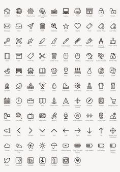 100+ free PSD icons for iOS [+ bonus] by Icons8 « Freebies PSD