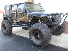 Jeep JK Exo Cage