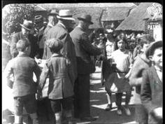The St Barts Bun Run, Sandwich 1926 - Pathe film