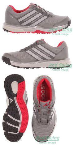 cheaper 2dace a53b3 sporting goods  New Womens Golf Shoes Adidas Adipower Sport Boost 2 Medium  6 Gray Msrp