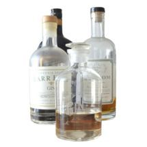 Gin Liquor Decanter by Love & Victory