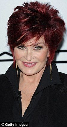 Sharon Osbourne Hairstyle Discover The Latest Hairstyles And Find Out How To Recreate Them For In 2018 Pinterest Hair