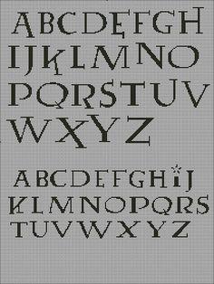 lumos alphabet   Flickr - Photo Sharing!