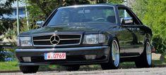 Mercedes-Benz 500 SEC im klassischen Sporttrimm : Echte Gefühle: Siggi und sein 86er Mercedes 500 SEC C126