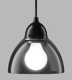 Selene Pendant Light in black | lighting . Beleuchtung . luminaires | Design: RAZZ Industrial Co |: