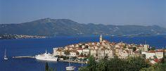Lesic Dimitri Palace (Korcula, Croatia) - an 18th century archbishop's mansion-turned-hotel