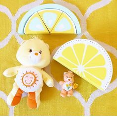 A hint of yellow brings in the sunshine to your nursery room! Baby Must Haves, Nursery Room, Plushies, Cute Gifts, Baby Toys, Pikachu, Sunshine, Yellow, Kids