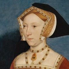 Queen Jane Seymour, c.1509-Oct 24,1537, Henry VIII's 3rd wife and the only wife to give him a male heir who lived. Married just 11 days after Anne Boleyn's execution. Jane died just 12 days after the birth of Prince Edward. Google Search