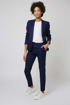 Luxe Suit Jacket and Trousers - Suits & Co-ords - Clothing - Topshop