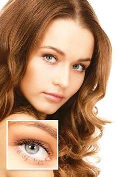 BRIGHTEN EYES: When you look like you only slept 20 minutes last night, the oldest trick in the book to appear awake and bright-eyed is to apply a beige-colored eyeliner to your lower inner rim (aka your waterline).