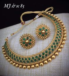 Kempu Necklace New designer Exclusive necklace indian jewellery Bridal Jewellery Color : Gold Material : Metal Sale For : (1 Piece) Collection : Antique Set of Necklace & Earrings For More visit Link OR MESSGAE ME ...#bridal #wedding #Lehenga #Choli #Fancy #trending #Necklace #Tops #Saree #Suits #Wedding_Wear #Party_wear #Anarkali #Indian #Suits #Gown #Banarasi #Silk #Jewelry #Gold #Embroidery