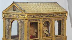 Reliquiario contenente una parte di ricambio timias di San Sebastiano, Basilica di San Pietro in Vaticano
