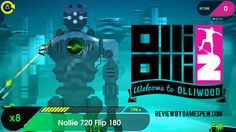 Roll7 are back with OlliOlli 2: Welcome to Olliwood. Read our review to see what we think.