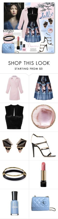 """Untitled #842"" by louise-stuart ❤ liked on Polyvore featuring Seed Design, Tanya Taylor, Peter Pilotto, Isabel Marant, Nak Armstrong, Vanity Fair, Jimmy Choo, Alexis Bittar, Lancôme and Sally Hansen"