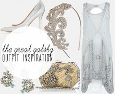 The Great Gatsby: Outfit Inspiration