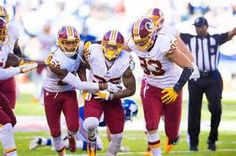redskins beat giants 29 - 27 September 25 2016