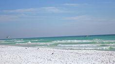 Miramar Beach, Florida - the beaches of South Walton are GORGEOUS!